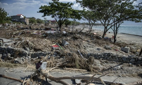 Indonesia Earthquake Soil Liquefaction Blamed For Building  What Caused The Indonesia Tsunami And Could Lives Have Been Saved