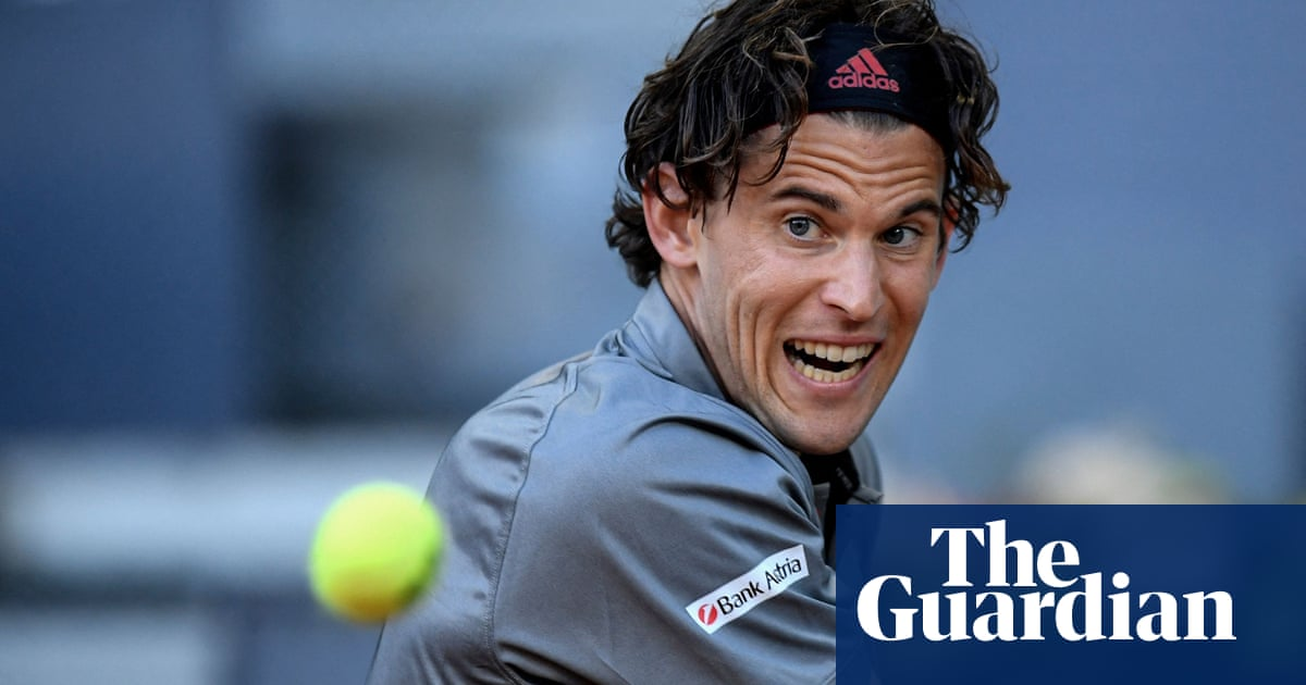 Defending champion Dominic Thiem ruled out of US Open with wrist injury
