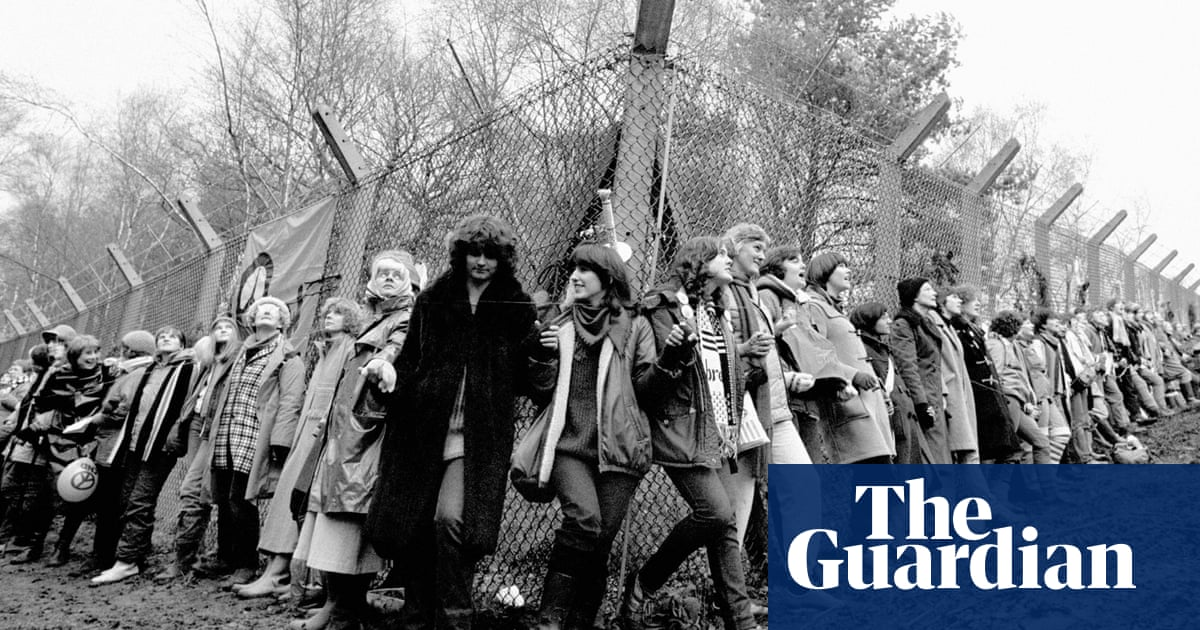 Share your memories of the Greenham Common women's peace camp