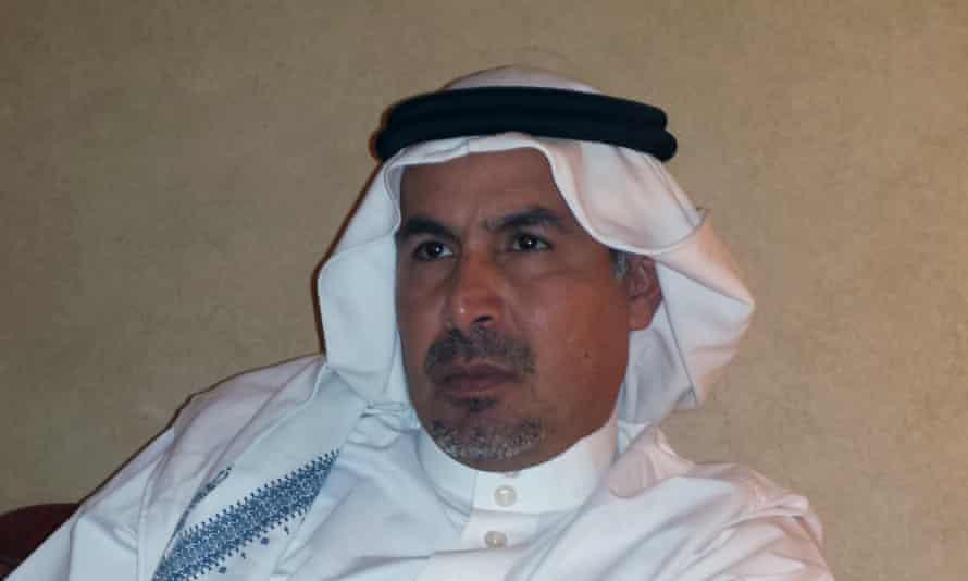 Mohammed al-Nimr, the father of Ali Mohammed al-Nimr