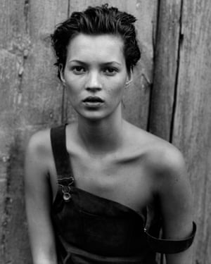 Kate Moss in 1994.