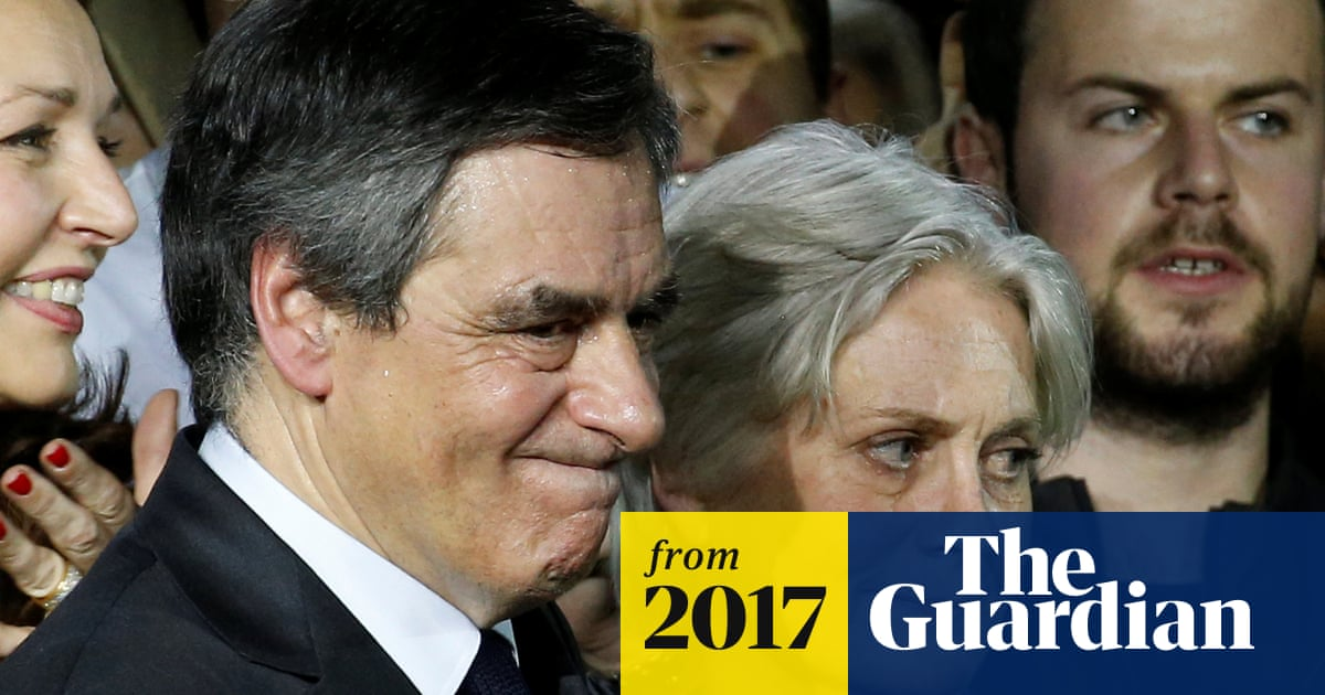 Police raid French parliament in François Fillon investigation