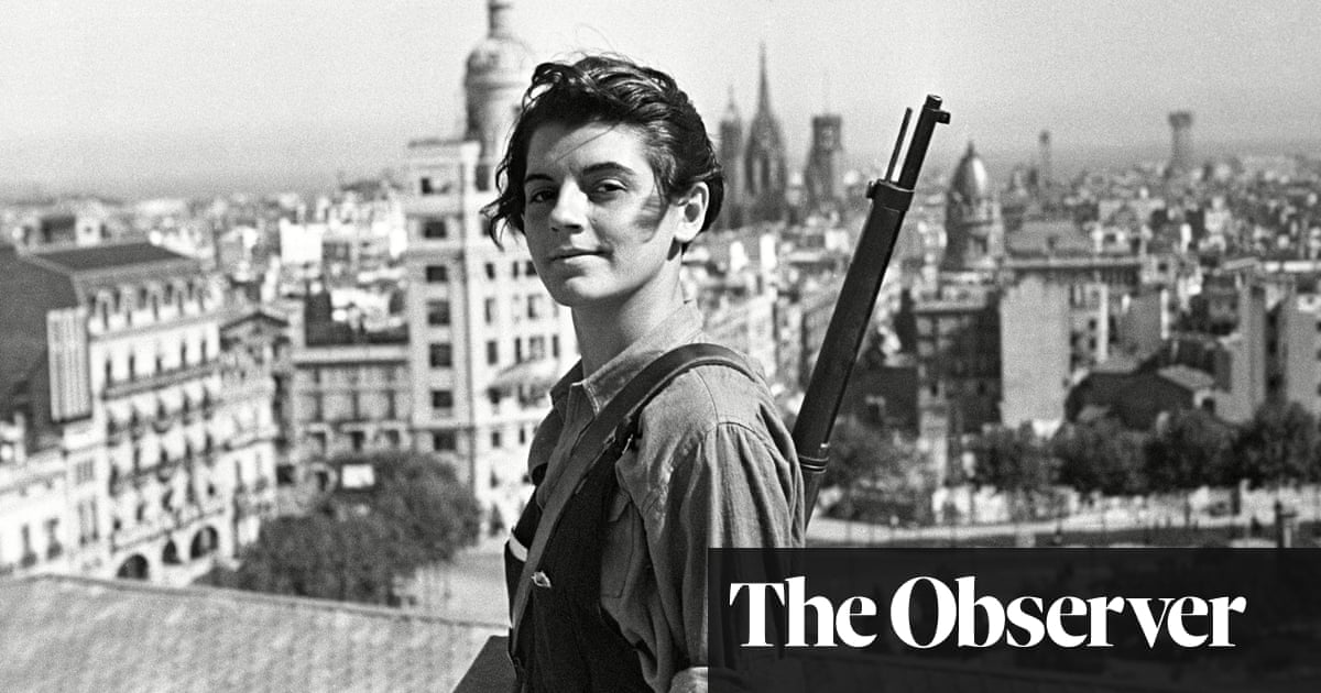 Eighty Years On Spain May At Last Be Able To Confront The Ghosts Of Civil War Spain The Guardian