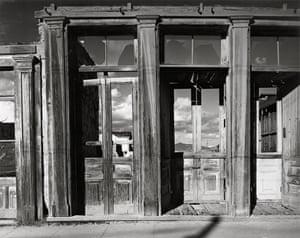 Wright Morris, Tombstone, Arizona, 1940