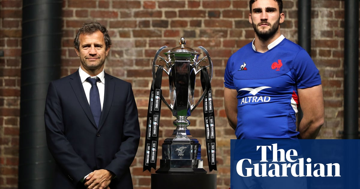 France name uncapped Bouthier and Haouas for Six Nations opener