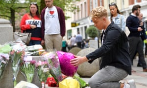 Victims And Families Mark Second Anniversary Of Manchester Terror Attack