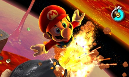 'Unending second chances': Mario's stock of lives allow us to search for the optimum strategy.
