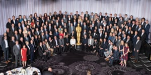 Winners, and losers, of our 88th Oscars Nominees Luncheon photoshoot award.