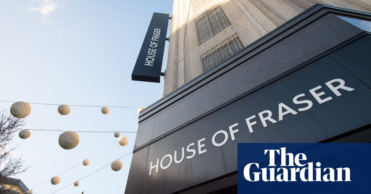 3e10a70b0b25 Four more House of Fraser stores to close as rent talks fail ...