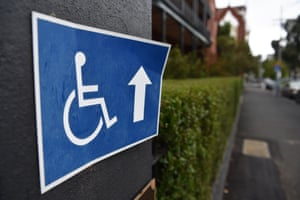 Disabled people are concerned new plans could restrict access to parts of the CBD.