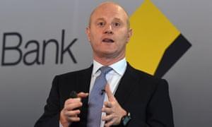 Commonwealth Bank of Australia CEO Ian Narev