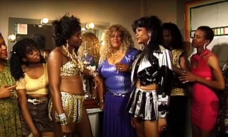 Dancehall Queen.
