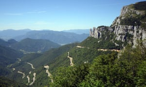 The Vercors area, just east of the Alps, is perfect for outdoor activities.