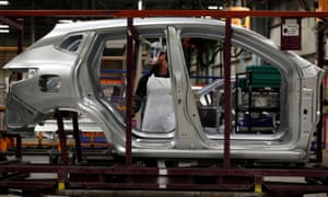 About 70% of the cars manufactured in Sunderland are sold in the EU.