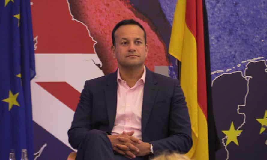 Taoiseach Leo Varadkar at the MacGill summer school in Glenties, Donegal