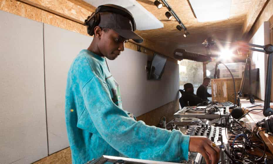 Mile-high dub ... DJ Sherelle.