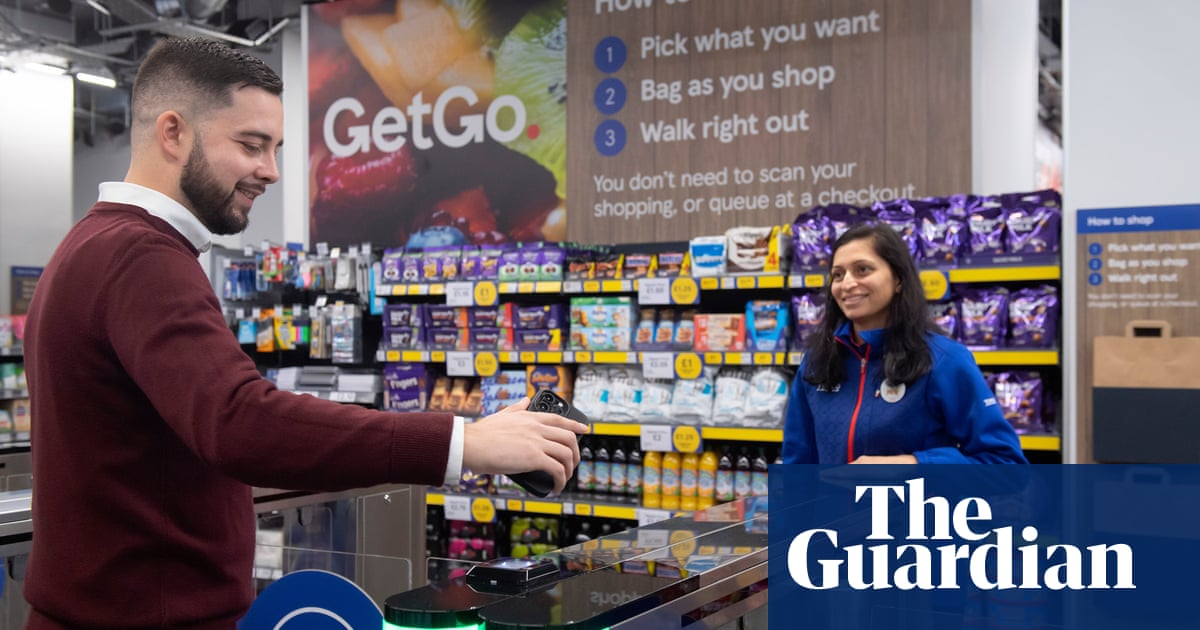 Tesco takes on Amazon Go with launch of 'just walk out' store