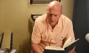 Hank Schrader (Dean Norris) in Breaking Bad