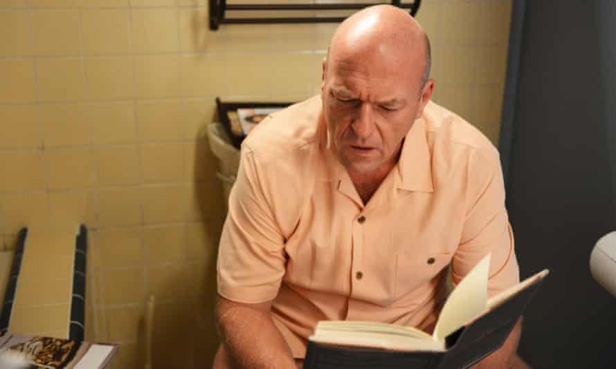 Hank Schrader (Dean Norris) in Breaking Bad
