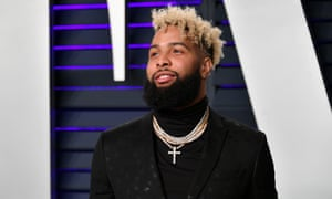 Odell Beckham Jr has spent his entire career so far with the Giants