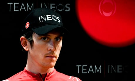 Geraint Thomas insists he is ready for strong finish in Tour de France