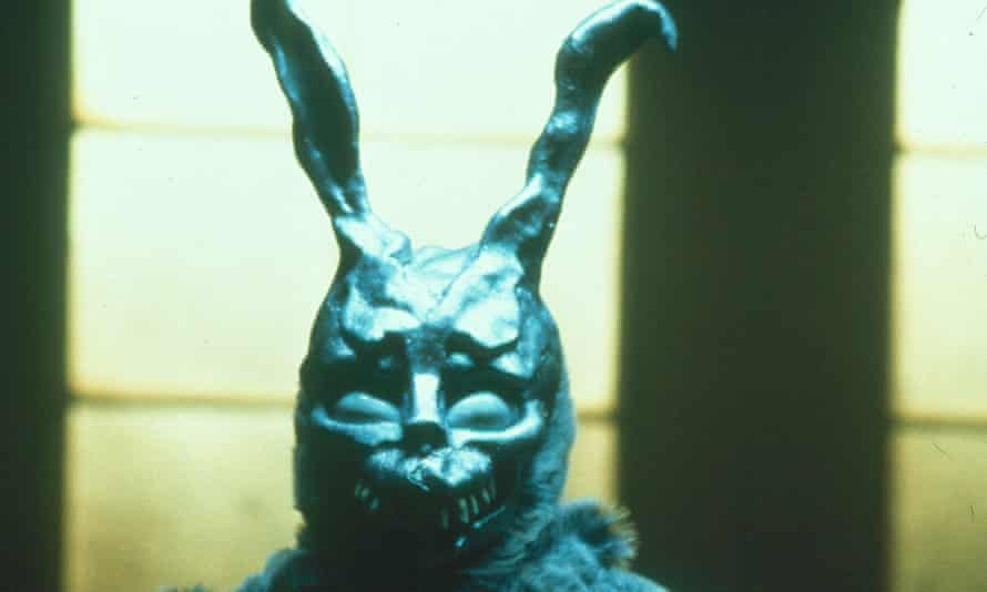 A still from the film Donnie Darko directed by Richard Kelly