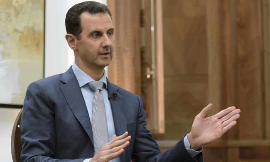Many Syrians believe they will not be safe in Syria while Bashar al-Assad remains in power.