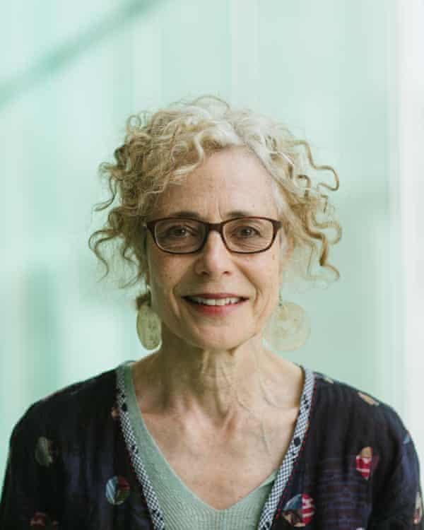 Author Wendy Perron.