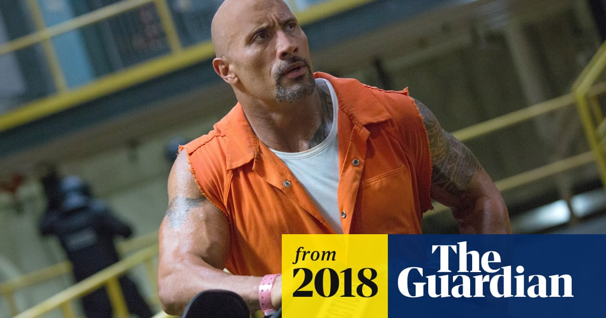 Crying Constantly Dwayne The Rock Johnson Reveals Teen