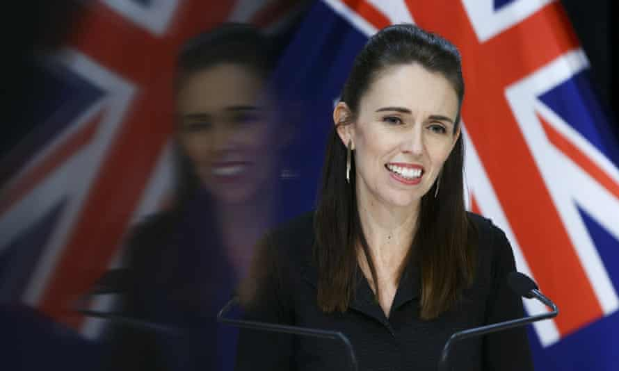 Jacinda Ardern's Labour party won the right to govern alone in October's election.