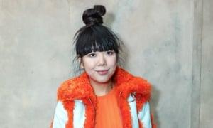 Fashion blogger Susie Lau at London fashion week this month.