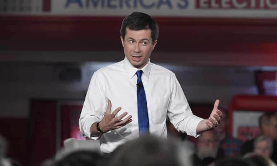 'One of the things that protects our troops morally and physically is the knowledge that if anybody in uniform does commit a crime, they will be held accountable by military justice,' Pete Buttigieg said.