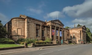 The Paisley museum.