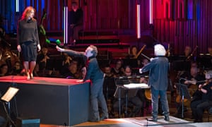 Magdalena Kozena and Christian Gerhaher in Pelléas et Mélisande, with the LSO conducted by Simon Rattle.