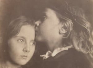 Ernest and Maggie, c.1864, by Julia Margaret Cameron, on the move to the V&A.
