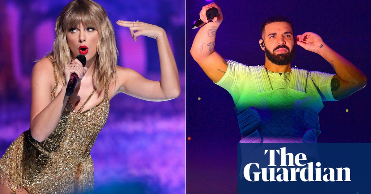 Love the game: Drake and Taylor Swifts decade in pop dominance