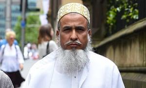 Shabbir Mohammedbhai Vaziri, who was convicted in a landmark female genital mutilation court case in Sydney this week.