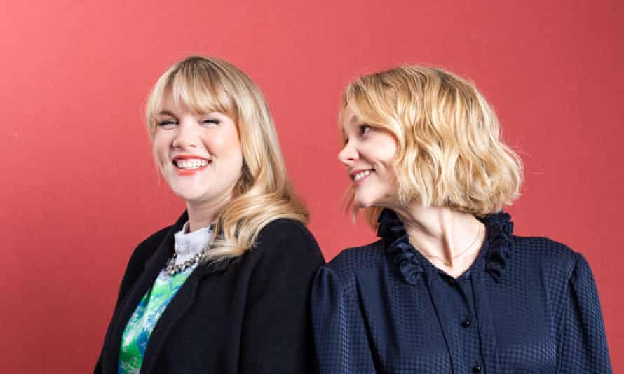 Cary Mulligan and Emerald Fennell