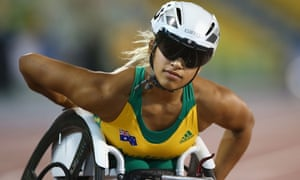 World champion in the T53 800m, Madison De Rozario will be among Australia's brightest medal hopes as the 2016 Paralympics get under way in Rio.
