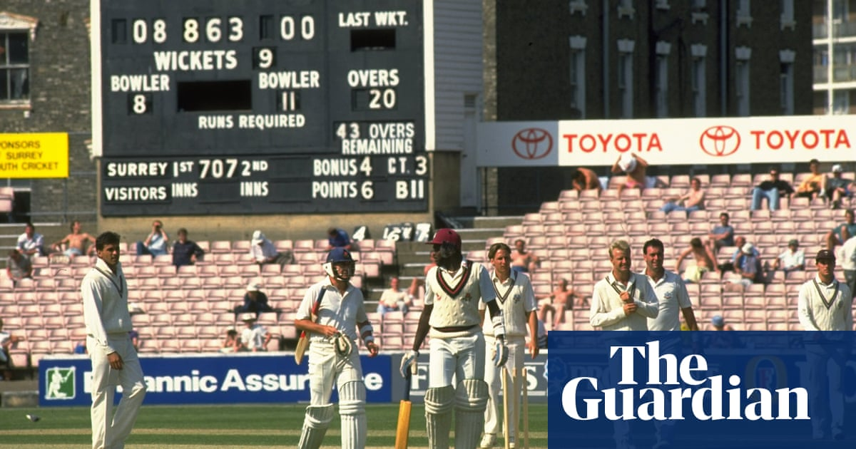 Year of the batsman: when the sun shone and the runs flowed in 1990