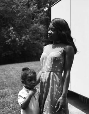 Hannah Price (US): Kayla & Zane, 2018. From the series Semaphore Raised in Colorado, Hannah Price is a photographic artist and film-maker primarily interested in documenting relationships, race politics, perception and misperception