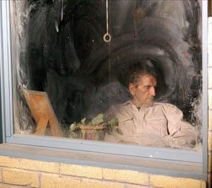 Harry Dean Stanton in The Good Life, 2007