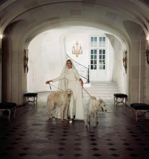 Baroness Fiona Thyssen-Bornemisza, 1966