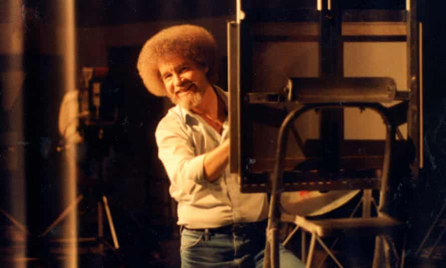 'I just want people to feel connected to Bob in a way that actually has depth emotionally than they ever had the opportunity to' ... A still of Bob Ross