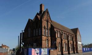 Adderley primary school in east Birmingham