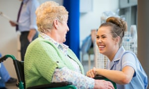 'Teaching nurses to better look after themselves will allow them to feel better able to help others.'