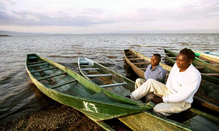 Lake Naivasha: six people have been killed by hippos in the area so far this year.