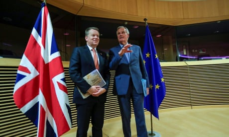 UK discussed joint EU plan to buy Covid-19 medical supplies, say officials