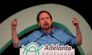 Pablo Iglesias, the leader of Spain's anti-austerity Podemos party, is among 50 signatories to the manifesto.
