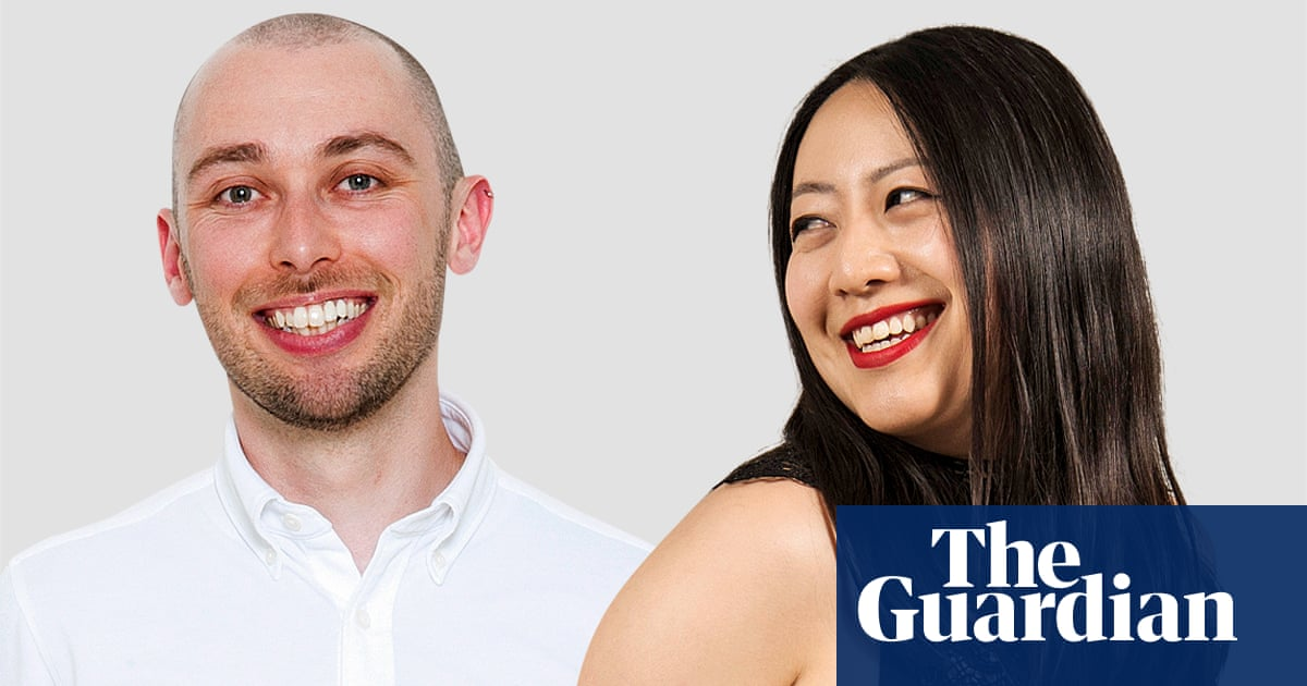 Blind date: 'We talked about our best vomit stories'